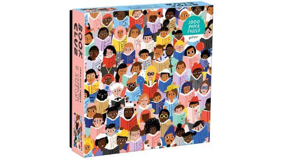 Galison Book Club Puzzle