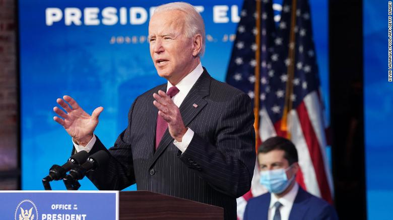 Biden expected to get coronavirus vaccination early next week