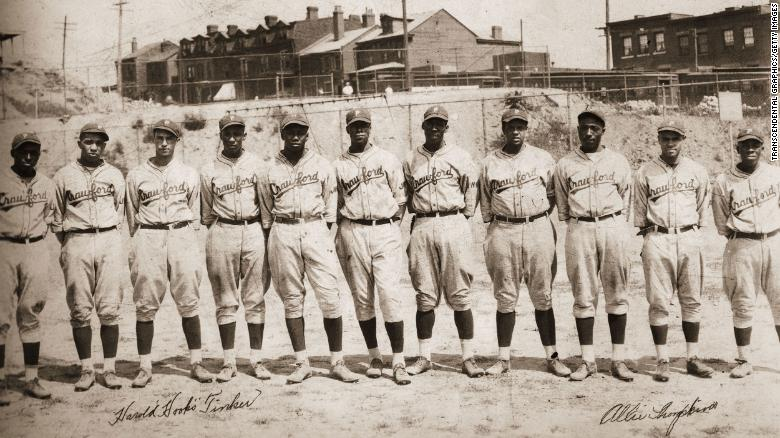 Negro Leagues recognized as official major leagues, stats to be added to MLB records