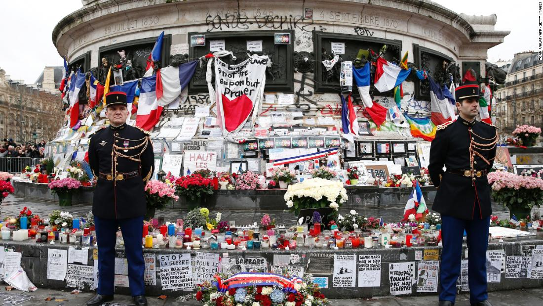 French court delivers guilty verdicts in Charlie Hebdo terror trial