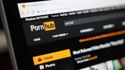 201216143206 pornhub website stock hp video