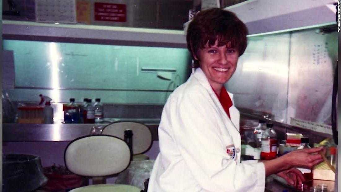 Katalin Kariko's work in mRNA is the basis of the Covid-19 vaccine - CNN