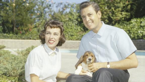 Barker went on his first date with Dorothy Jo when he was 15, and the two eloped in 1945 when Barker took leave from the US Naval Reserve. Dorothy Jo sang commercial jingles, and the two moved to Los Angeles and performed talent shows together.