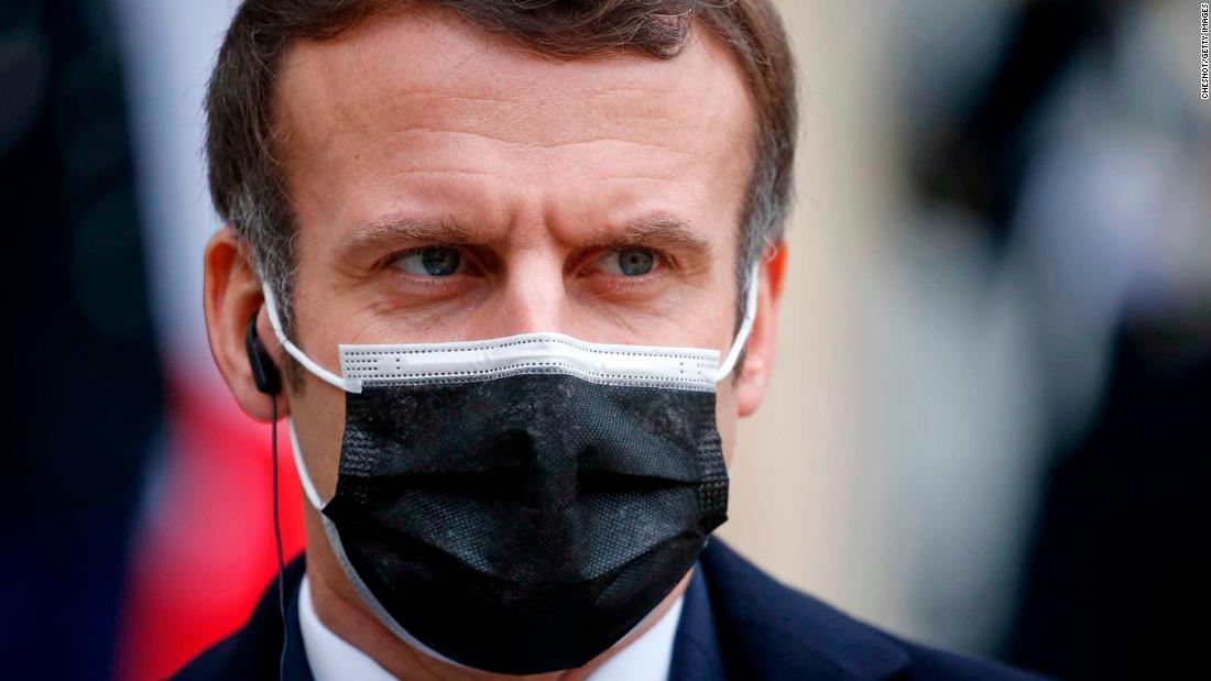 France's Emmanuel Macron tests positive for Covid-19 sending other European leaders into quarantine – CNN