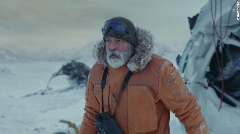 George Clooney tries to save humanity in chilly apocalyptic drama 'The Midnight Sky'