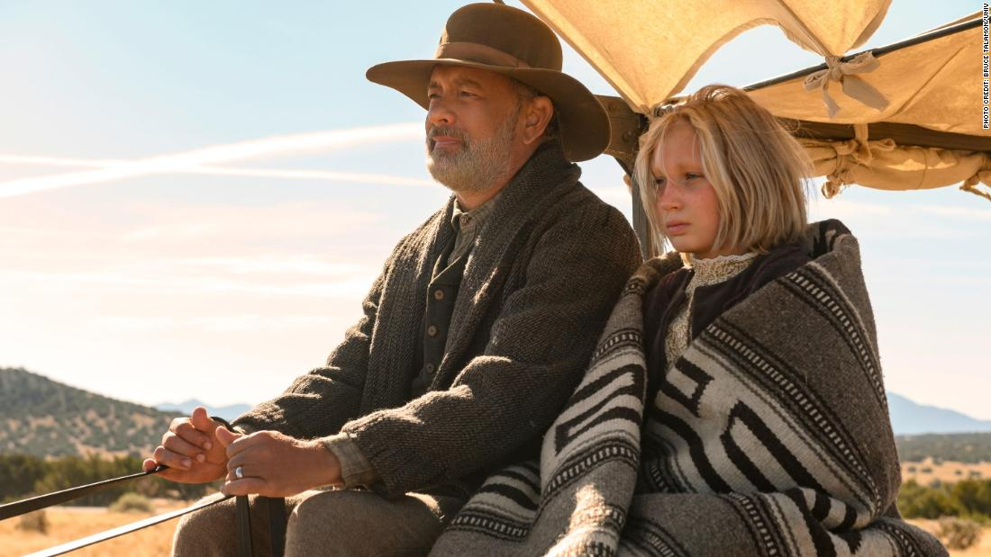 Review: 'News of the World' showcases Tom Hanks in an old-fashioned western