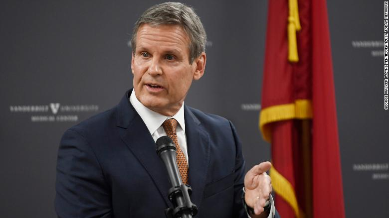 Tennessee governor: 'One thing this vaccine will not solve or cure is selfishness'