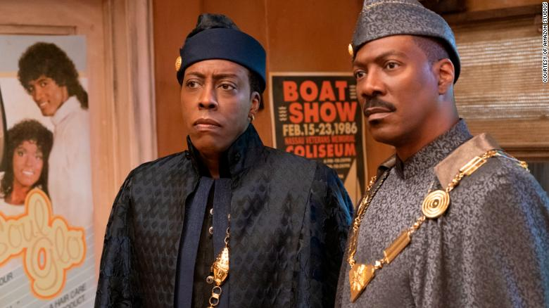 'Coming 2 America' first look images tease royal returns