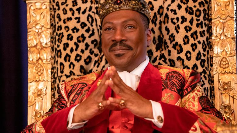 'Coming 2 America' trailer shows Eddie Murphy return to Zamunda