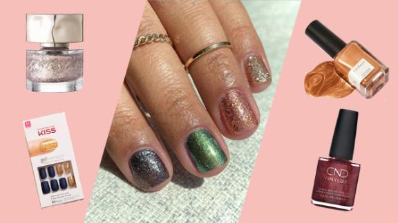 New Year S Nail Designs And Ideas Cnn Underscored
