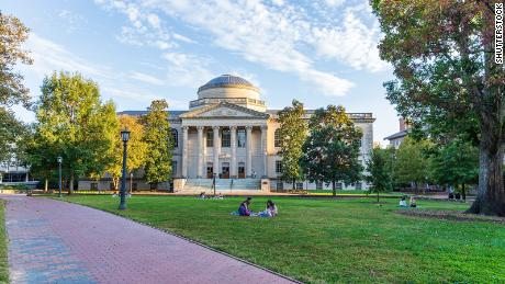The University of North Carolina-Chapel Hill.