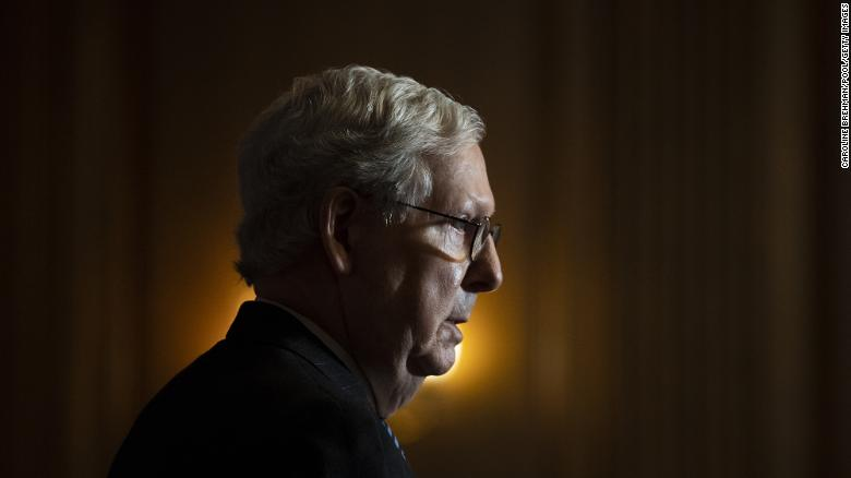 Why Mitch McConnell chose *this* moment to condemn Marjorie Taylor Greene