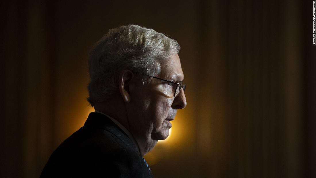 Mitch McConnell faces decision over vote to increase stimulus payments to $2000 – CNN