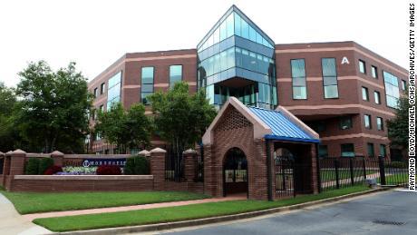 Morehouse School Of Medicine in Atlanta, Georgia.