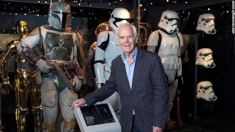 'Star Wars' star Jeremy Bulloch, who played Boba Fett, dies aged 75
