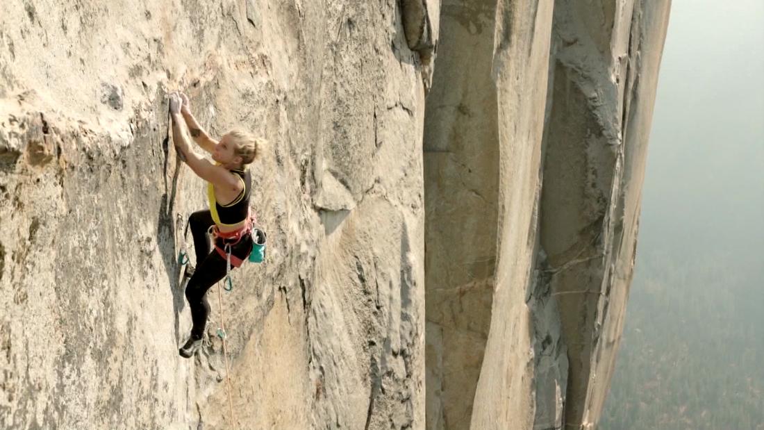 US climber Emily Harrington makes history on El Capitan