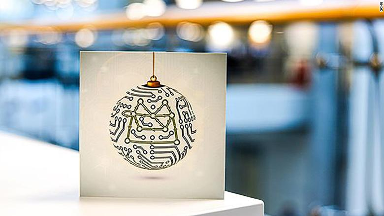 UK spy agency challenges 'wise men and women' to solve Christmas card puzzle