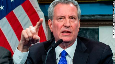 New York Mayor Bill de Blasio is hoping changes in how schools screen applicants will increase diversity at some of the more elite city public schools