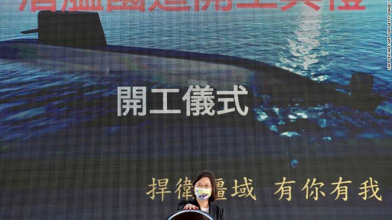 Taiwan's planned submarine fleet could forestall a potential Chinese invasion for decades