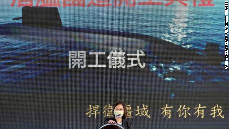 Taiwan & # 39; s planned submarine fleet could forestall a potential Chinese invasion for decades
