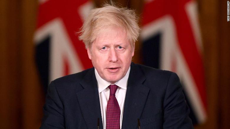 New Covid-19 variant: Boris Johnson backtracks on relaxing Christmas rules  - CNN