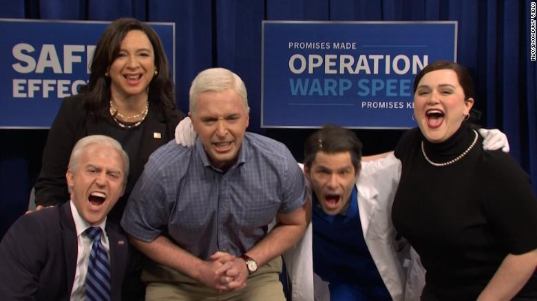 'SNL' introduces its new Joe Biden