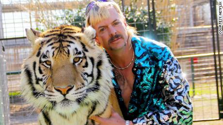 "Joe ""Exotic"" in ""Tiger King."""