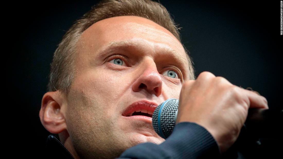 Alexey Navalny 'close to death,' press secretary says
