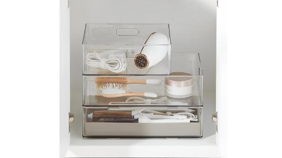The Home Edit Hair Tool Trio With Heat-Resistant Tray Solution