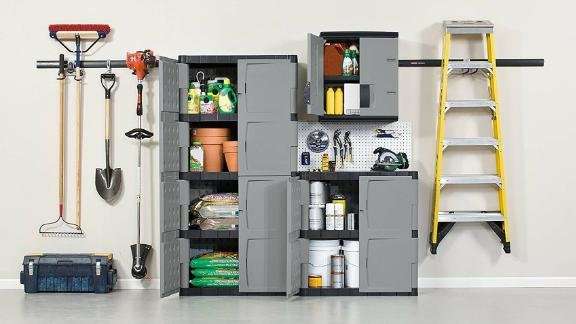 Rubbermaid Full Double Door Cabinet