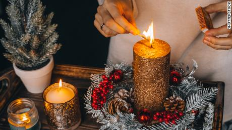 Small rituals, like lighting a pine-scented candle on Christmas morning, can make the day feel special despite pared-back celebrations in the pandemic.