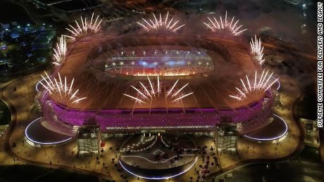 Stadion Ahmad Bin Ali: Arena terbaru Qatar 2022