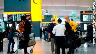 Los CDC exigirán a todos los viajeros aéreos a EE. UU. Que presenten una prueba de coronavirus negativa