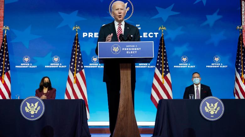 Here's where things stand on Biden's Cabinet deliberations