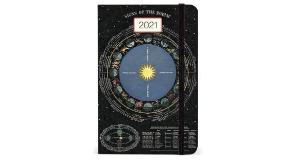 Cavallini & Co. 2021 Zodiac Small Planner