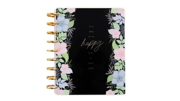 The Happy Planner 2021 Homebody Seasons Deluxe Classic Dashboard Happy Planner — 12 Months