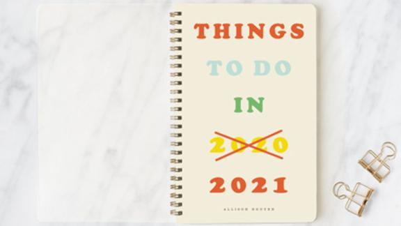 Minted Things to Do...Next Year Planner