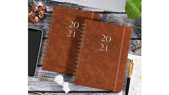 Kodexlode 2021 Faux Leather Planner