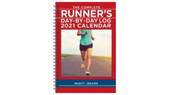 The Complete Runner's Day-by-Day Log 2021