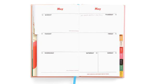 Ban.do Classic 17-Month Academic Planner