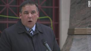 Ohio mayor calls for 'immediate termination' of officer who shot and killed a Black man 'who had committed no crime'