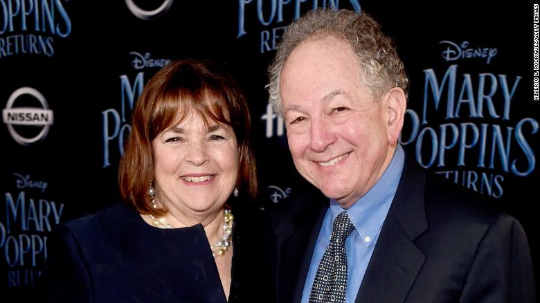 Ina Garten celebrates 52 years of marriage, but has some second thoughts on their wedding cake