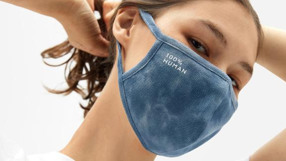 Everlane The 100% Human Face Mask, 5-Pack
