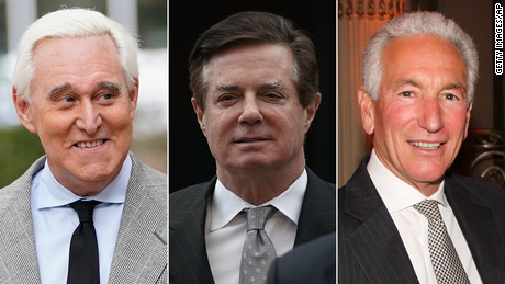 Trump issues 26 new pardons, including for Stone, Manafort and Charles Kushner