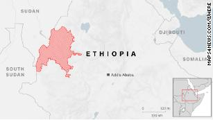 More than 100 people killed in dawn attack on Ethiopian village, rights group says
