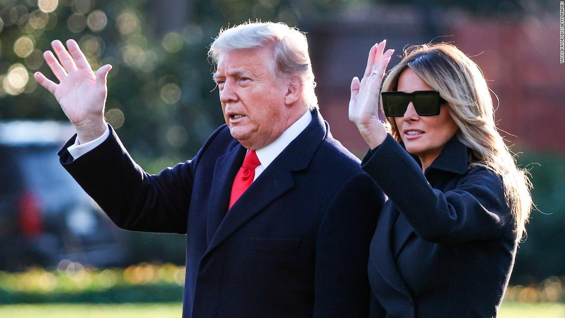 Current Status: Trumps' snub of Bidens historic in its magnitude