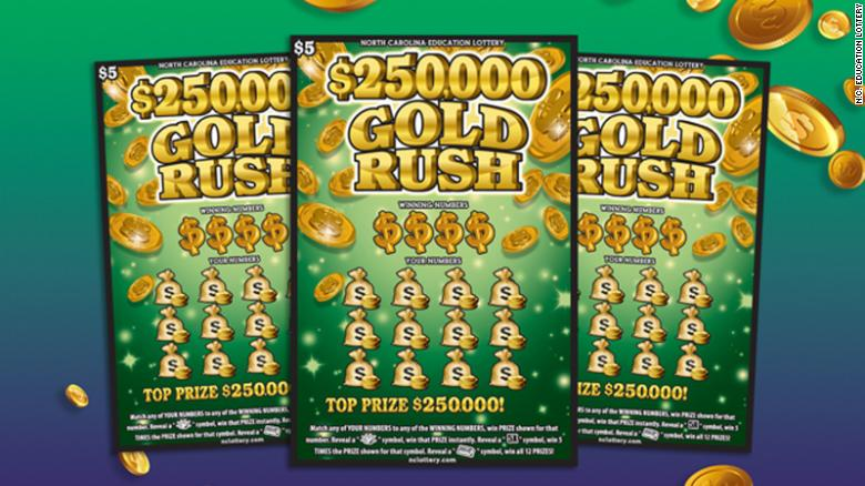 A preschool teacher who was laid off after 20 years won a $250,000 lottery