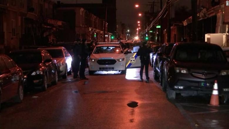 Philadelphia police kill gunman who opened fire on teens, killing 1