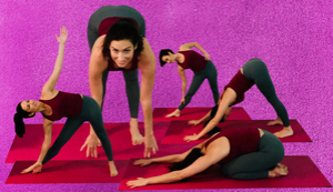How to modify popular yoga poses if you're super inflexible