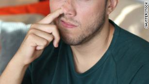 It can be diffcult to resist, but picking your nose is something that should be avoided for good nasal health.